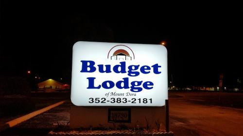 Budget Lodge Mount Dora Photo