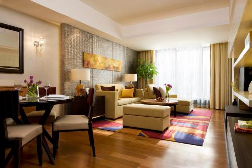 The Sandalwood Beijing Marriott Executive Apartments photo 2