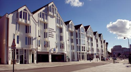 Clarion Collection Hotel Skagen Brygge, Ставангер