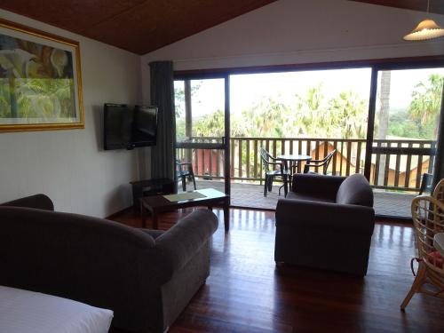 #17 Korora Palm - 1 Bedroom Bure