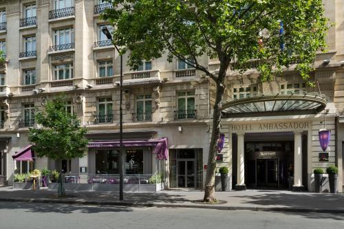 Paris Marriott Opera Ambassador Hotel photo 51