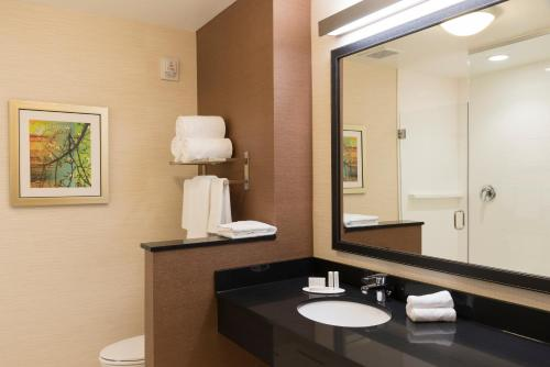 Fairfield Inn & Suites by Marriott Orlando Kissimmee/Celebration Photo