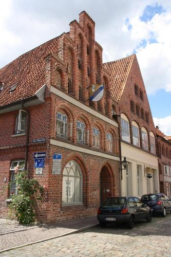 Altstadt Gstehaus Drewes Wale