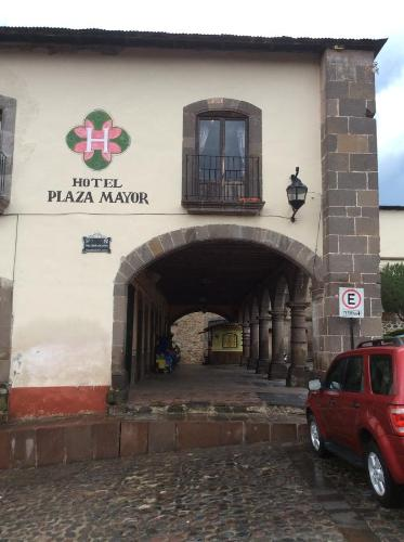 Hotel Plaza Mayor Photo