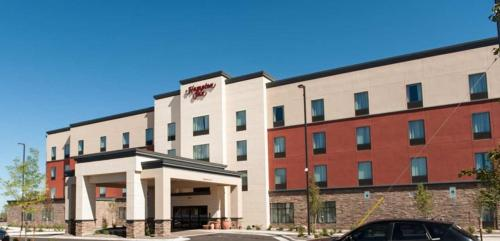 Hampton Inn Fort Morgan - Fort Morgan, CO 80701