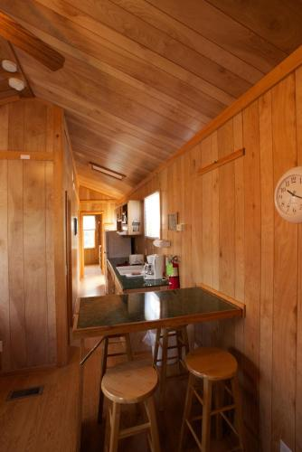 Plymouth Rock Camping Resort Deluxe Cabin 13 Photo