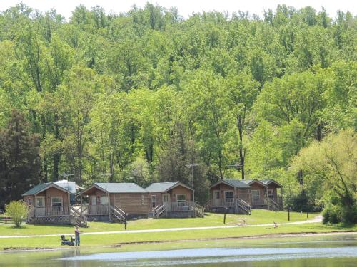 Hershey Camping Resort Cabin 3 Photo