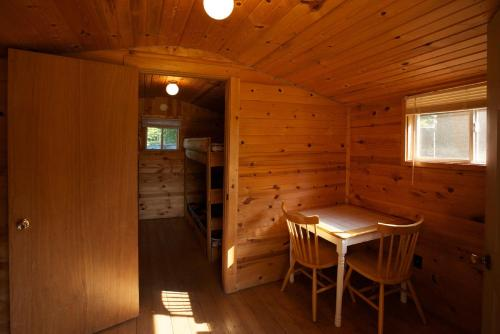 Plymouth Rock Camping Resort Two-Bedroom Cabin 3 Photo