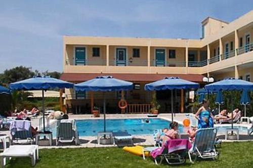 Barbie Hotel Apartments - Mikinon street, Ialysos Greece