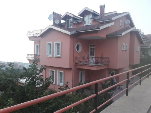 Söğütlü Orange Villa