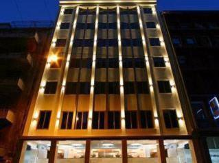 Alassia Hotel in athens - 3 star hotel