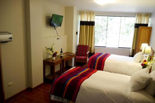 Hotel Wiracocha Inn Photo