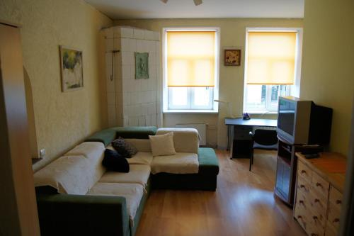 Flat in center with 2 rooms - фото 0