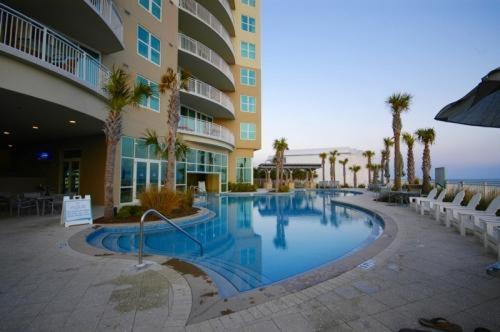 Aqua Beachside Resort 1508 Condo Photo