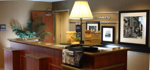 Hampton Inn Canon City in Canon City