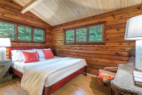 The Old Cazadero Cabin Photo