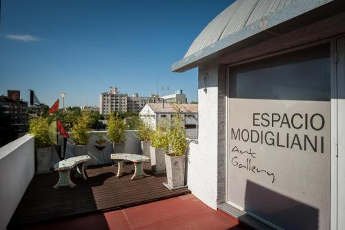 Modigliani Art & Design Suites Mendoza Photo