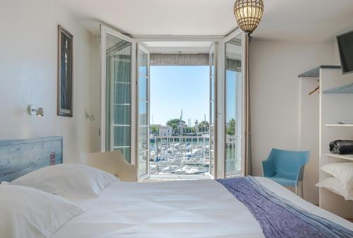 Hotels Near La Rochelle Grosse Cloche France Hotel Marine