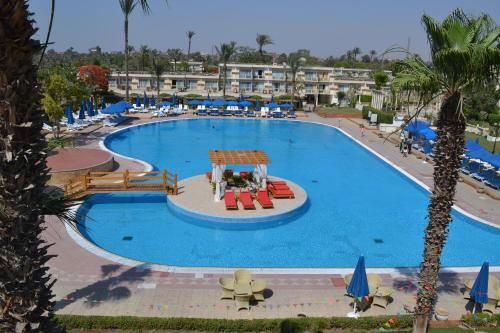 Pyramids Park Resort Cairo (Formerly Intercontinental Pyramids), Гиза