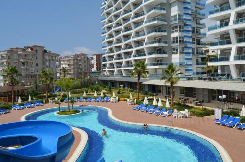 Alanya Apartment Crystal Garden fiyat
