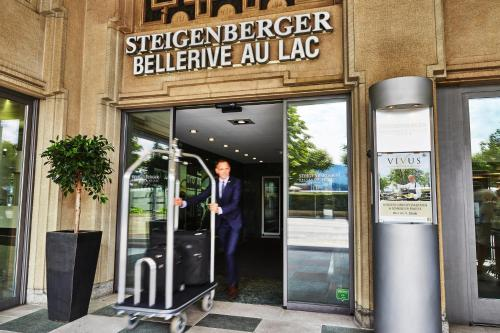 Steigenberger Hotel Bellerive au Lac photo 45