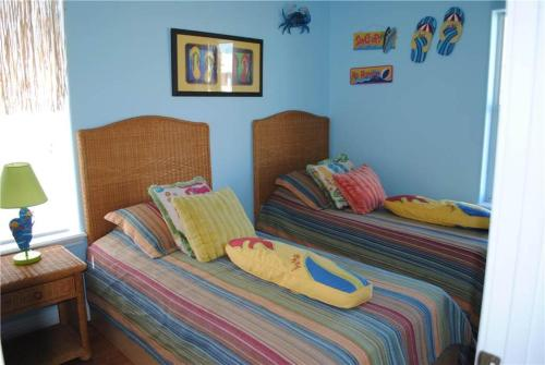 Blue Crab - Three-Bedroom Holiday Home - Port Aransas, TX 78373