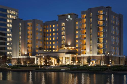 Embassy Suites The Woodlands/Hughes Landing
