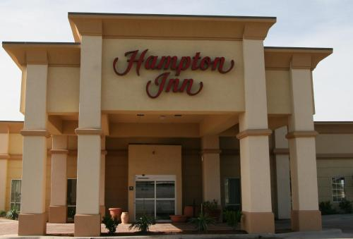 Hampton Inn Van Horn Photo