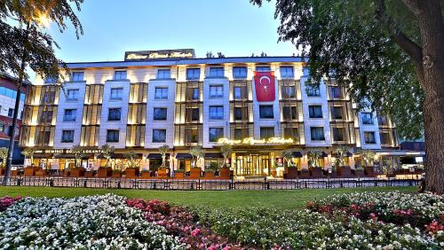 Istanbul Dosso Dossi Hotels Downtown indirim