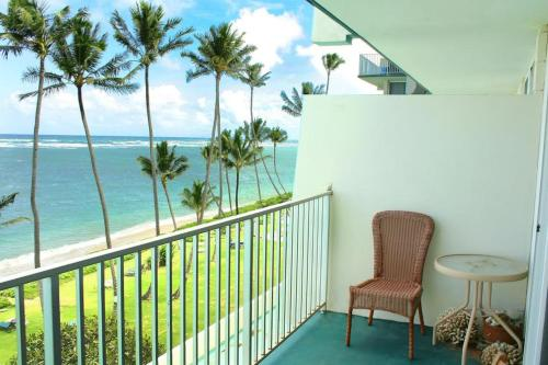 Paradise Beachfront Palm 603 Photo