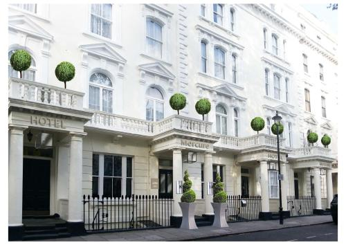 Mercure London Hyde Park Hotel impression