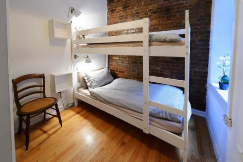 Newly Renovated Three Bedroom Lower East Side Photo