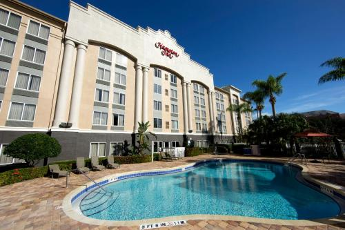 Hampton Inn Lake Buena Vista / Orlando photo 24