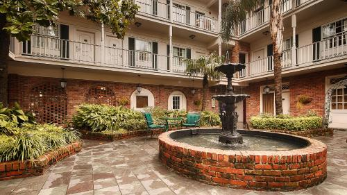Best Western Plus French Quarter Landmark Hotel Photo