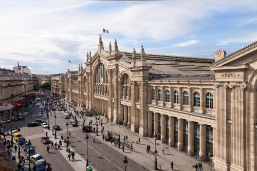 Kyriad Paris 10 - Gare du Nord photo 33