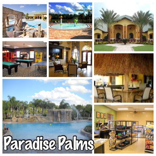 Paradise Palms Townhouse 2494 Photo