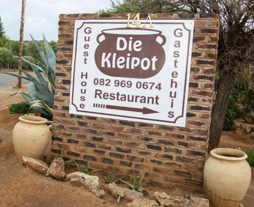 Die Kleipot Guest House Photo
