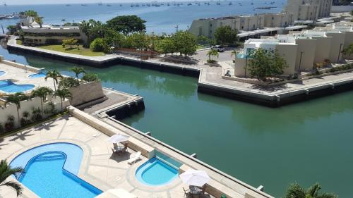 Puerto Lucia Yacht Club Photo