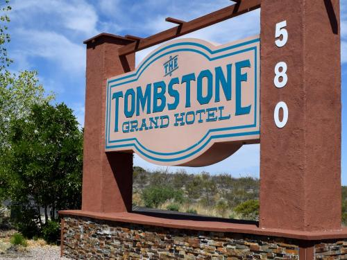 The Tombstone Grand Hotel Photo