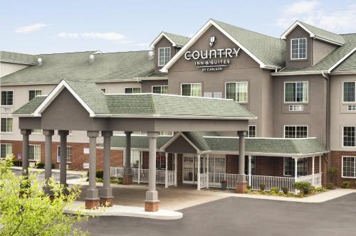 Country Inn & Suites by Radisson, London, KY Photo