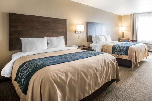Comfort Inn & Suites Waterloo – Cedar Falls Photo