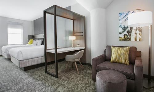 SpringHill Suites by Marriott Milwaukee Downtown Photo