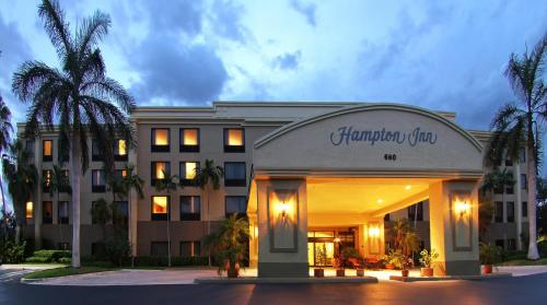 Hampton Inn Boca Raton-Deerfield Beach - Deerfield Beach, FL 33441