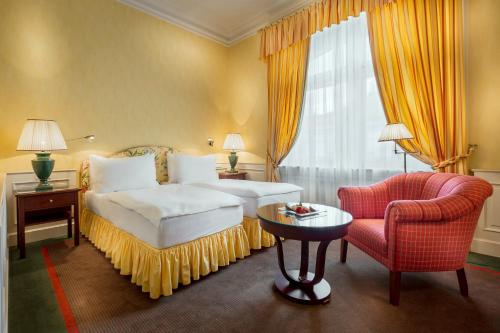 Le Palais Art Hotel Prague photo 43