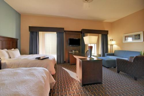 Hampton Inn and Suites New Iberia Photo