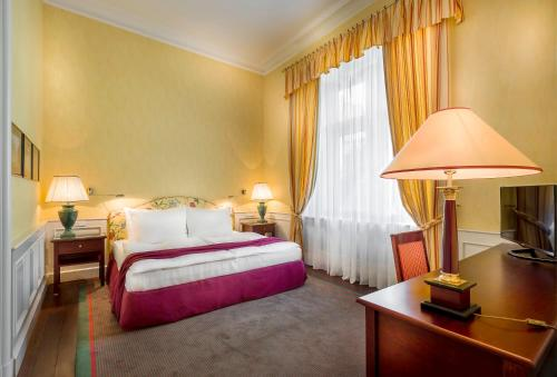 Le Palais Art Hotel Prague photo 45