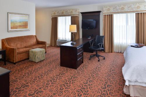 Hampton Inn Pecos Photo
