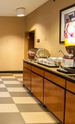 Hampton Inn Lafayette Louisiana Photo