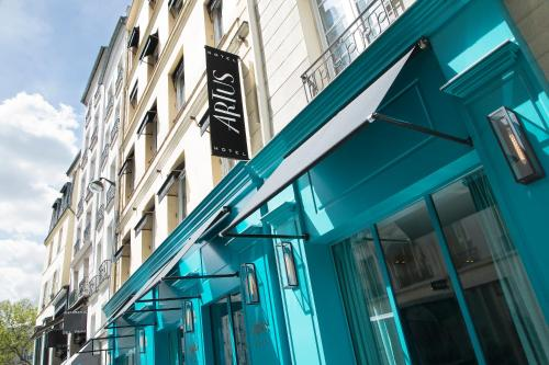 Artus Hotel, Paris, France, picture 1