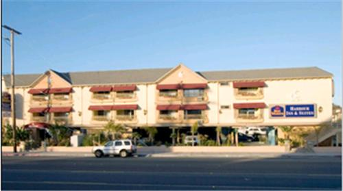 Best Western Harbour Inn & Suites - Sunset Beach, CA 90742